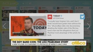 """Preview """"The Boy Band Con: The Lou Pearlman Story"""""""