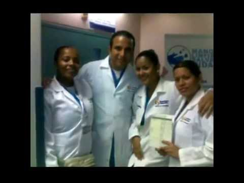 The amazing work of Ecuadorian Nurses