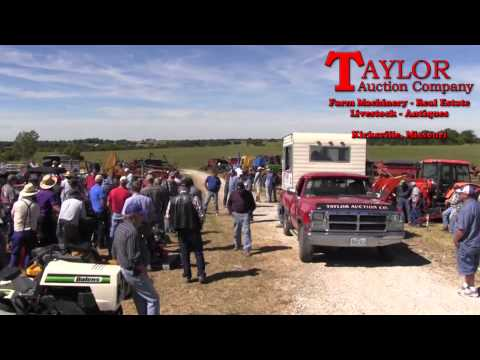 Taylor Auction Company - Kirksville, Missouri