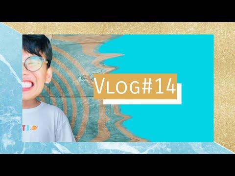 """VLOG#14 """"KARAOKE VLOG AND PENK DRENK TASTE TEST"""