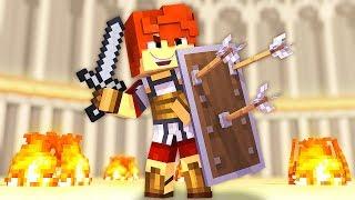 The LAST STAND !? - Minecraft Randomizer Hunger Games (Part 2)