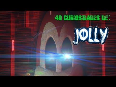 40 curiosidades de jolly