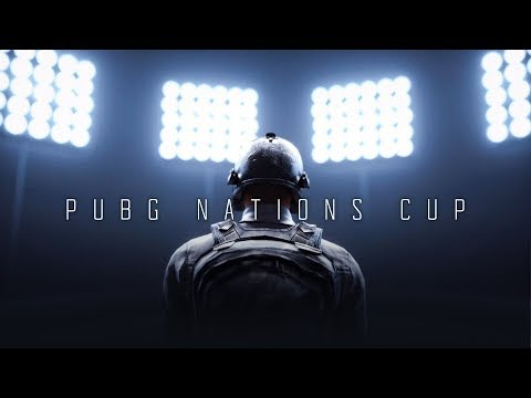 PUBG - Nations Cup Teaser