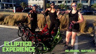 Mini challenge with ElliptiGO Experiences, Melbourne