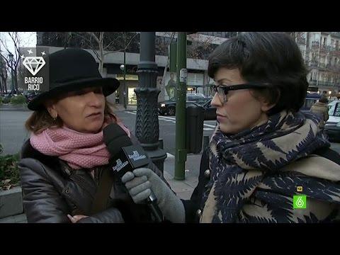 Una ciudadana de un barrio rico: 'Mi presupuesto para las rebajas es de 1.000 euros'