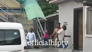 NAIRA MARLEY IN COURT FOR TODAY'S HEARING