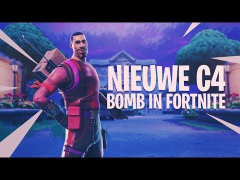 C4 UPDATE & EPIC LOOT LAMA GEVONDEN! | Fortnite Battle Royale (Nederlands)