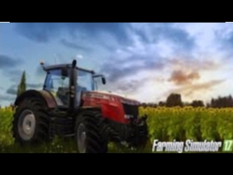 Real life farming on Farming Simulator 17 Helping other farmers (Episode 6)