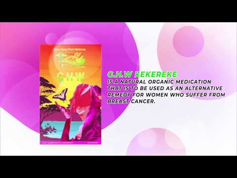 0 - Kekereke Breast Cancer Formula