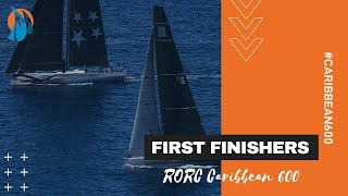 RORC Caribbean 600 2020 | First Finishers