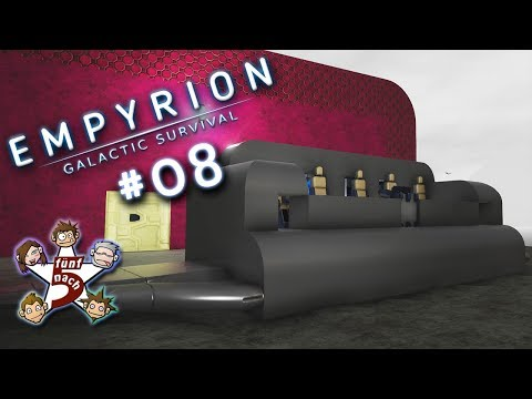 EMPYRION Galactic Survival 👨🚀 Das Weltraum-Sofa • Empyrion Deutsch • German 5 nach Fünf #07