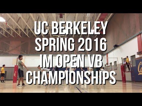 UC Berkeley Spring 2016 IM Open Championships