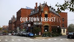 """""""Belfast, ME"""" performed by the Leaky Boot Jug Band"""