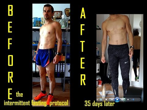 Intermittent Fasting 16 8 Results