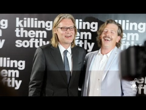 'KILLING THEM SOFTLY'  Ben Mendelsohn and Andrew Dominik Director