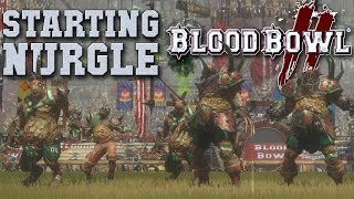 Nurgle starting guide! Concept, Players, Starting skills and roster - Blood Bowl 2 (the Sage)