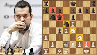 Taste of The World Championship || Carlsen vs Nepo || MCI (2021)