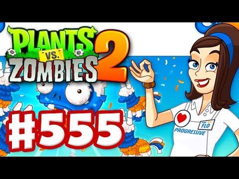 Plants vs. Zombies 2 - Gameplay Walkthrough Part 555 - Progressive Pinata Parties!