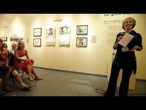 Amy Guion Clay Art Exhibit