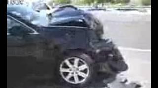 Horrific accident on Abu Dhabi Dubai road cars burned crashes