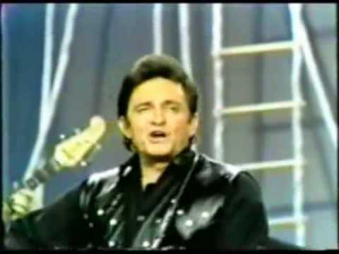 Johnny Cash - Big Rock Candy Mountain