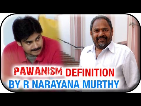 Pawanism Definition By R Narayana Murthy | Pawanism Song Launch