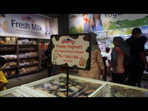 Cimory Riverside - Bogor | President University | Introduction to Retail Business