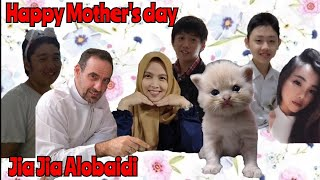 Happy Mother's day for my wonderful Mom and all Mothers in this universe | mertuanya bule Arab