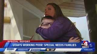 The Struggle of Utah's Working Poor: Special Needs Families