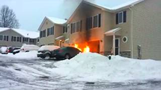 36-7 - Manada Court - West Hanover Township - Structure Fire Residential Multi-Family