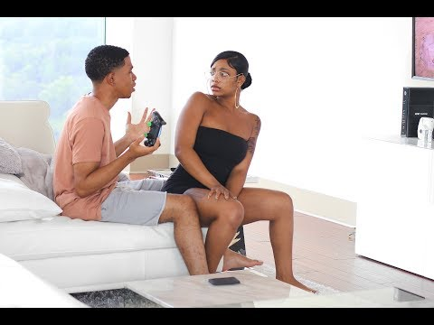 CALLING DE'ARRA ANOTHER GIRLS NAME (prank!!!!)
