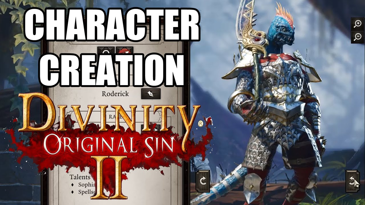 Characters - DIVINITY: ORIGINAL SIN 2