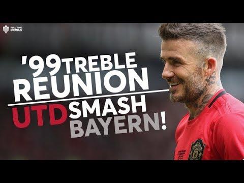 Javier Ribalta Manchester United