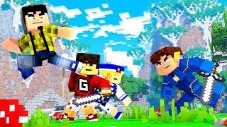 Minecraft: QUE A BATALHA COMECE! - MAZER RUNNER Ep. FINAL *1 parte*  ‹  FLASH3  ›