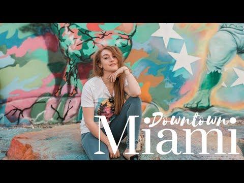 Downtown Miami Travel Vlog
