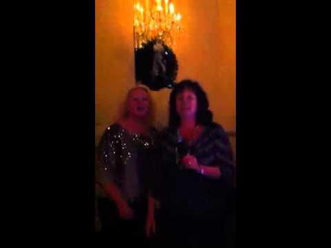 Pattyrecore sings karaoke poker face