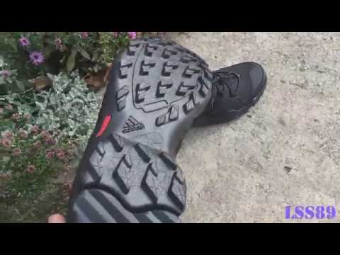 ADIDAS TERREX AX2R MID GTX | CM7697 | UNBOXING AND REVIEW