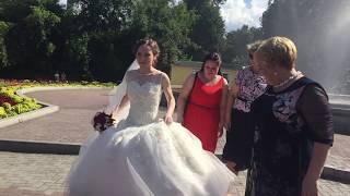 Свадьба Никиты и Светланы часть 1