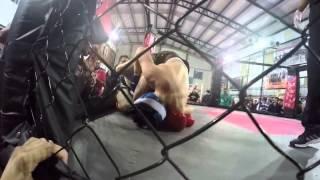 Gambar cover Alejandro Paniagua - Our Town MMA Club de la pelea