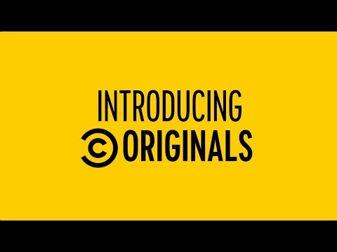 Introducing the Comedy Central Originals Channel