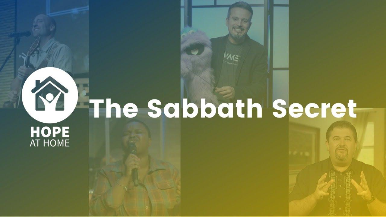 The Sabbath Secret