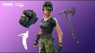 NEW FREE FORTNITE SKIN !!! TWITCH PRIME v2. includes BACKLING , TENDERIZER AND A NEW DANCE