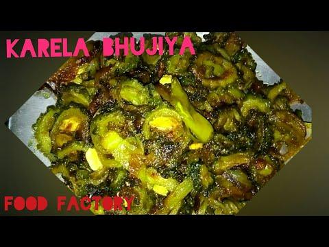 Karela Fry Recipe | Karela  bhujiya Recipe - Karela masala Recipe - Karela recipe by preetyChoudhary