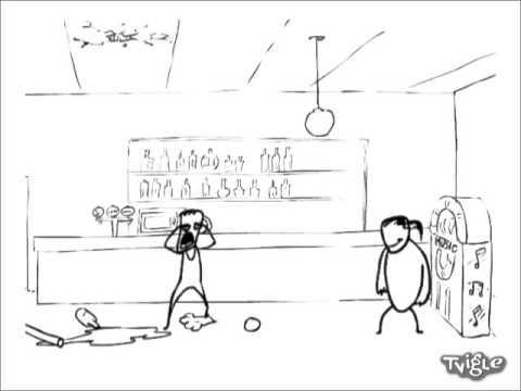 Смешные мультфильмы поединки - Видео с YouTube на компьютер, мобильный, android, ios