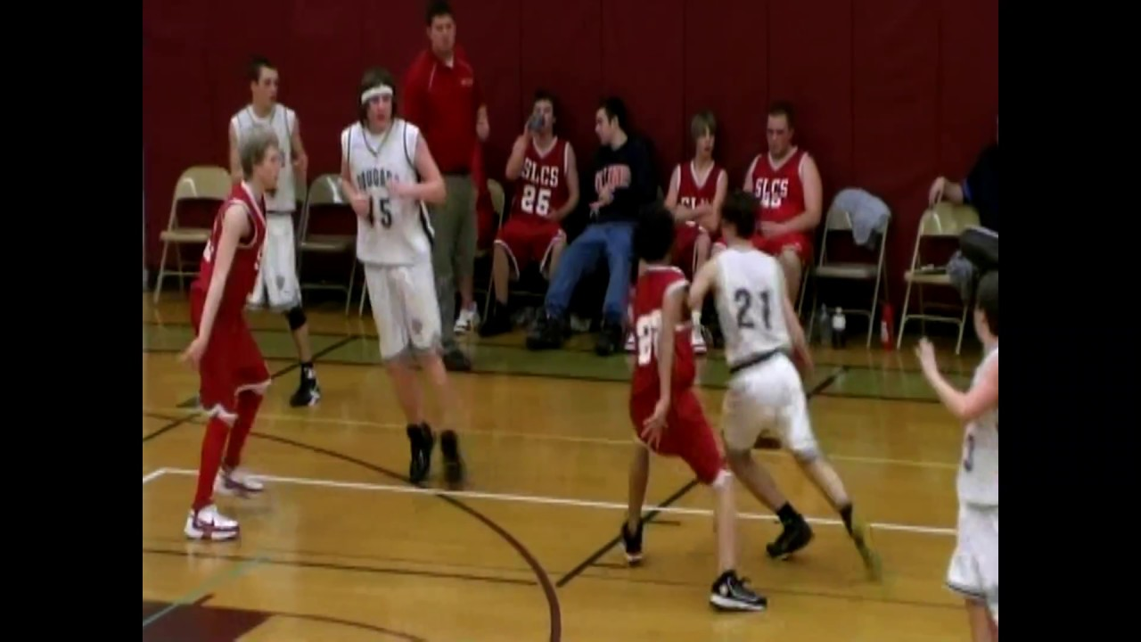 NCCS - Saranac Lake JV Boys  2-12-09