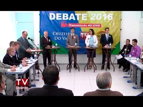 Debate  - TV Gaspar
