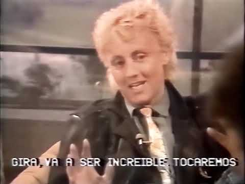Brian May and Roger Taylor  from 1986 for Spanish TV