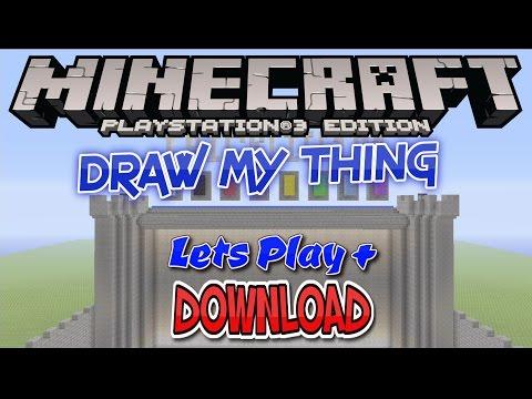 minecraft ps3 maps download eu disk