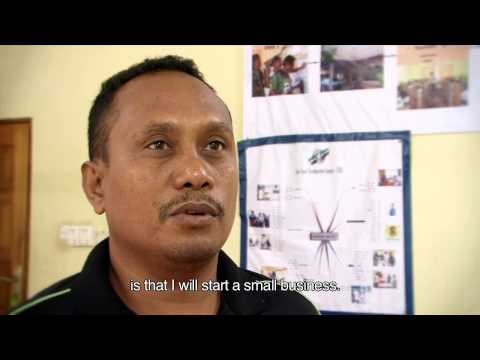 Training prepares Timorese staff for future employment