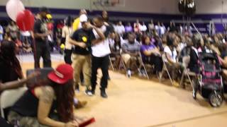 Wiley College Meet The Greeks 2014 Alpha Phi Alpha Pt. 1